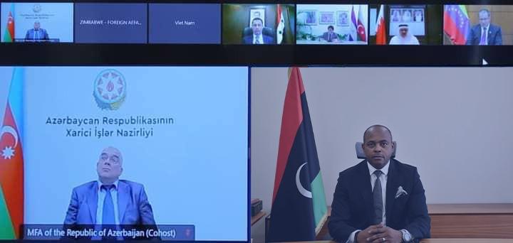 صورة ليبيا تشارك في مؤتمر وزراء خارجية دول عدم الانحياز